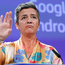 EU Competition Commissioner Margrethe Vestager fined Google after finding it had used its Android mobile operating system to squeeze out rivals. Photo: Reuters