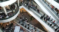 The Dundrum Town Centre in Dublin is co-owned by Hammerson