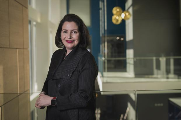Bank of Ireland CEO Francesca McDonagh.