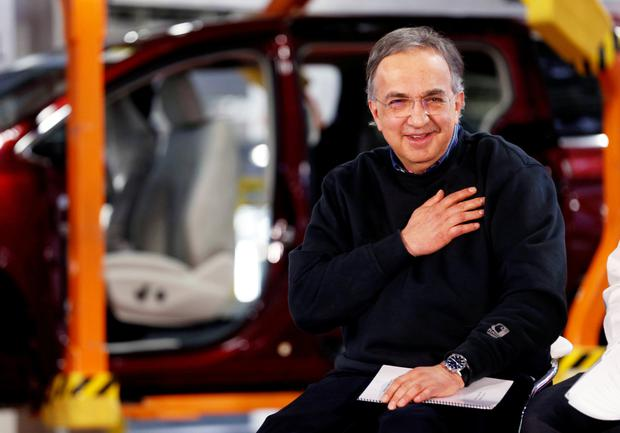 Sergio Marchionne, who moved to Toronto from Abruzzo with his family when he was 14, was known in Italy as 'Il Dottore' – The Doctor – and by his US lieutenants as 'The Boss'. Photo: Reuters