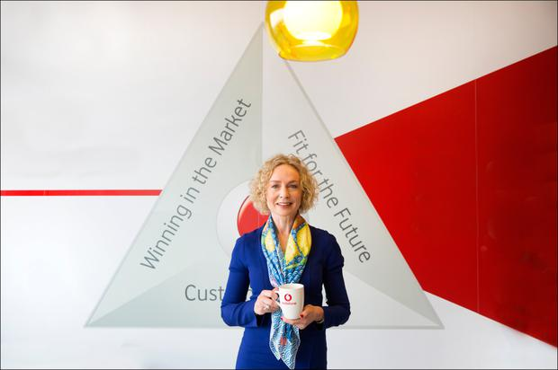 'Our team has worked hard to build on the successes of previous quarters as we continue the implementation of our strategy,' said Anne O'Leary, CEO of Vodafone Ireland.