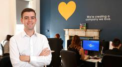 Spectrum Wellness managing director Stephen Costello is plotting a move to a larger site in Dublin city centre as the company looks to take on another 100 staff on top of its existing team of 55 following a fundraising of €3m to help it break into new markets