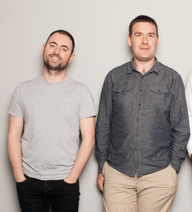 389f7ca61f Eoghan McCabe and Des Traynor of Intercom, its $1bn market value makes it  Ireland's