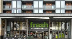Block F Haymarket Square is producing rent of €327,240 p.a.