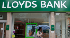 Lloyds has been forced to set aside more than €19bn in total for the PPI scandal. Photo: PA