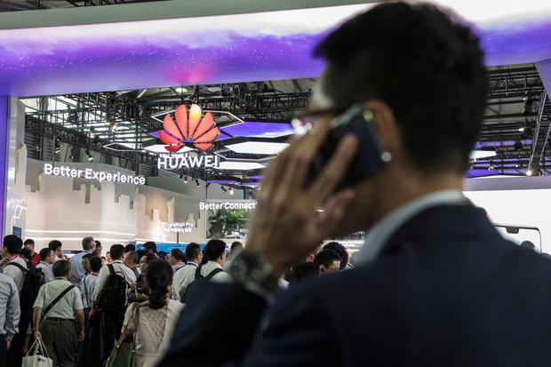Huawei is leading the charge of Chinese smartphone makers