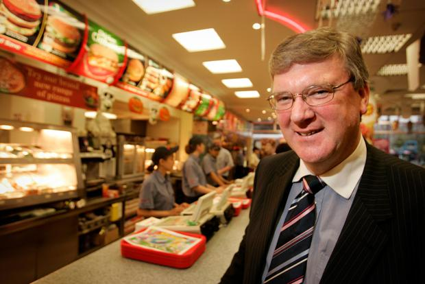 Supermac's boss Pat McDonagh believes his company will win its battle with McDonald's 'if logic and common sense prevails'
