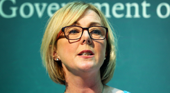 Minister Regina Doherty doesn't expect the auto-enrolment pension scheme to be fully operational for another nine years. Photo: Colin O'Riordan