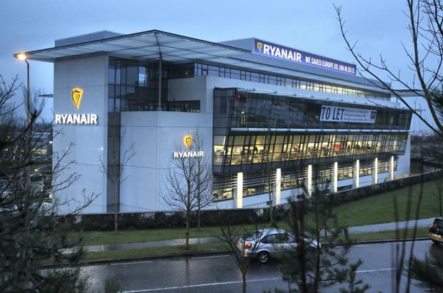 Ryanair S New Economical Hq Office Expansion Will Be