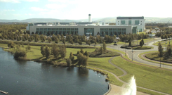 Grange Castle business park is home to a number of companies' data centres