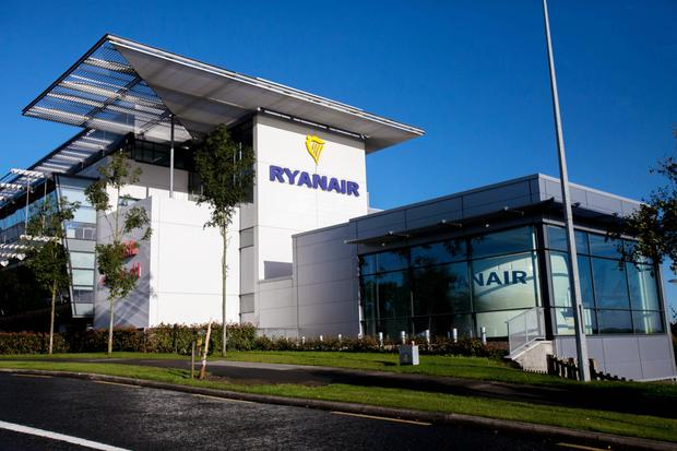 Ryanair's Head Offices in Swords