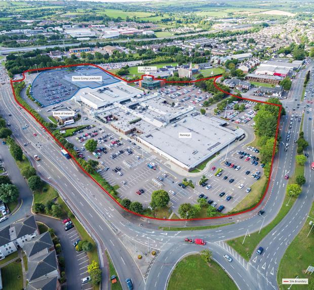 Cork's Wilton Shopping Centre is for sale at a guide price of €86m