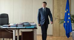 'Anti-money laundering supervision has failed all too often in the EU,' said Valdis Dombrovskis, the commissioner in charge of financial services policy. Photo: Bloomberg