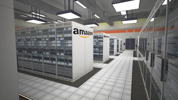 Amazon has invested heavily in building data centres in Dublin.