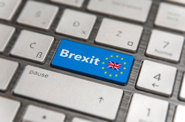 'It is understandable if people are concerned by some of the coverage of Brexit and the fact that some groups are trying to resuscitate ideas for Northern Ireland and our shared Border which have been proven not to work.' Stock photo