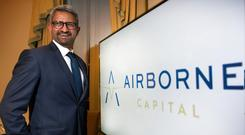 Taking off: Airborne Capital, headed by CEO Ramki Sundaram (pictured), will act as asset manager and lease servicer for AltitudeOne