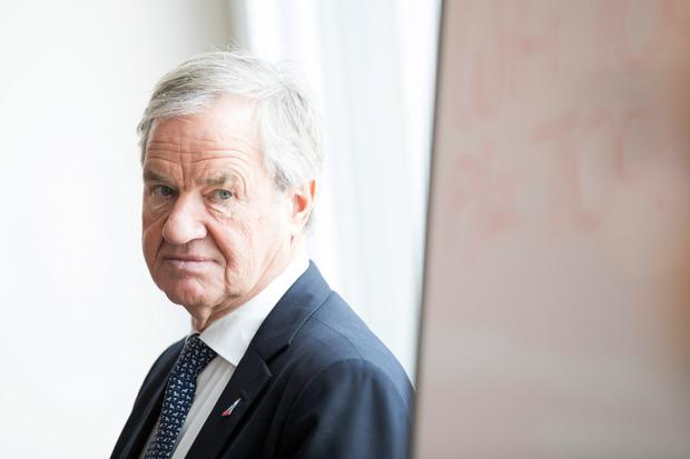 Bjorn Kjos, chief executive officer of Norwegian Air Shuttle A