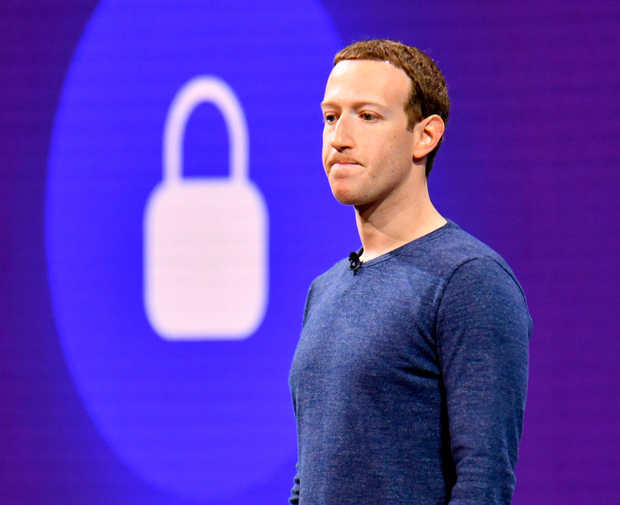 Facebook founder Mark Zuckerberg. Photo: AFP/Getty