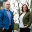David Whelan, CEO and Sandra Whelan, COO, Immersive VR Education. Photo: Shane O'Neill, SON Photographic