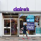 Claire's is thought to be looking at restructuring its store estate (Kirsty O'Connor/PA)