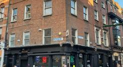 Liquid market: The leasehold interest in the Old Stand (pictured) has been acquired by the O'Malley Brothers