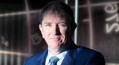 Best of both worlds: Peter Barrett said it suits SMBC to be in Hong Kong and Ireland as the industry faces rapid changes