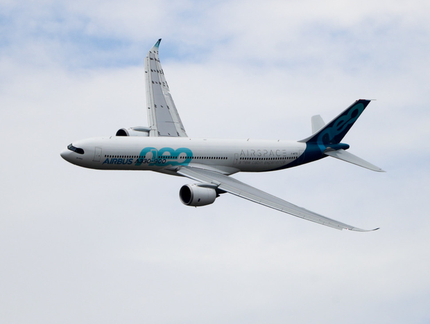An Airbus SE A330-900. Photo: Bloomberg
