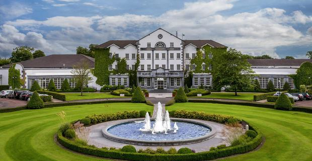 Booking bonanza: Profits at the Slieve Russell Hotel in Co Cavan almost tripled going from €332,000 to €854,000