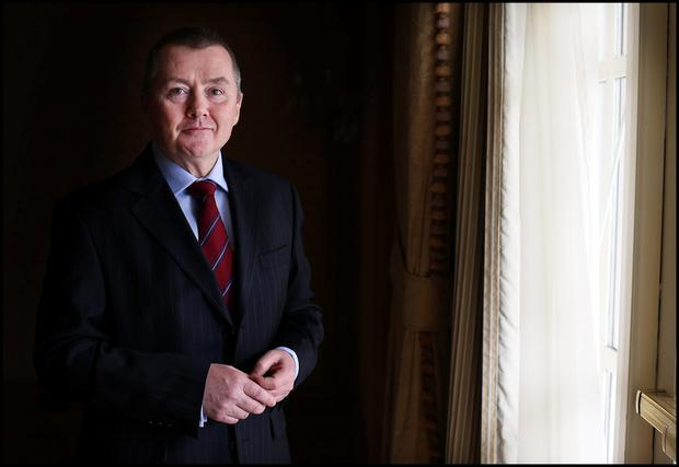 IAG CEO Willie Walsh