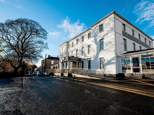 Kildare House Hotel was renovated and upgraded to a high standard between 2014 and 2015