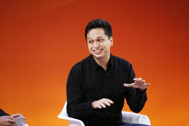 Recipe for success: Ben Silbermann, Co-Founder and CEO of Pinterest says it has invested heavily in machine learning so that the site feels as if it has been 'handpicked' for its users