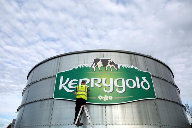 Case: Property executive Dyami Myers-Taylor launched a lawsuit against Ornua over advertising for Kerrygold butter. Photo: Clare Keogh