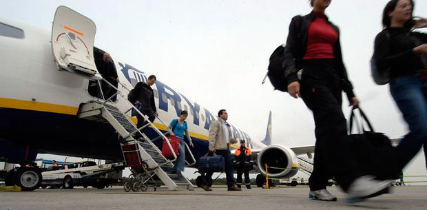 Future could be about using smaller airports, like Charleroi outside Brussels, which is served by airlines such as Ryanair