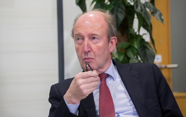 Transport Minister Shane Ross. Photo: Gareth Chaney/Collins