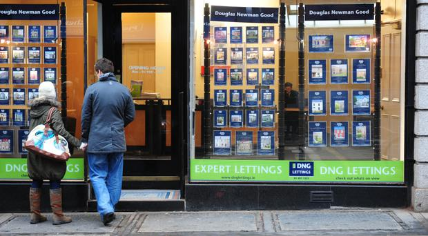 FEWER houses are being bought as property prices continue to rise.