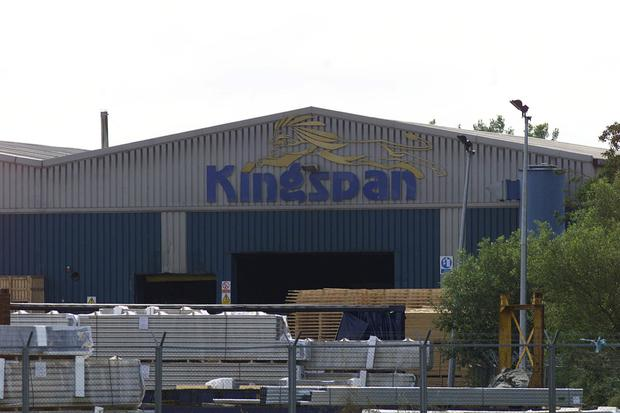Kingspan expect trading profit for 2018 to be 15pc ahead of last year