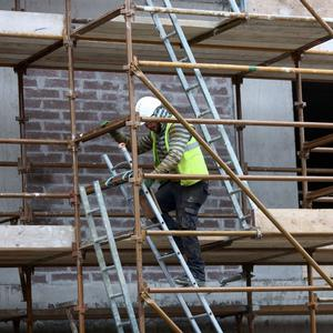 466 housing projects went on-site in the first nine months
