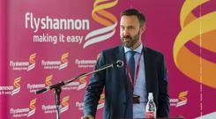 'West of Ireland needs to be considered in terms of connectivity,' says Shannon's Andrew Thomas