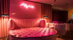 Plush: Inside Krystle nightclub at the Russell Court Hotel