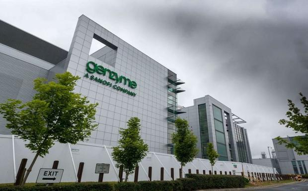 Genzyme's Waterford base