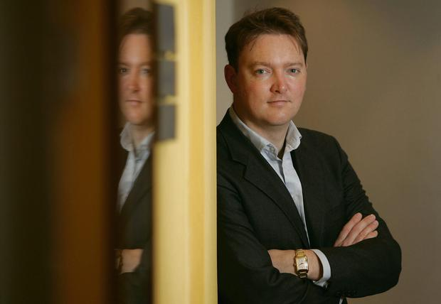 Momentum: Dermot Smurfit Jnr's Gan has benefited from an expansion in online sports betting in the US