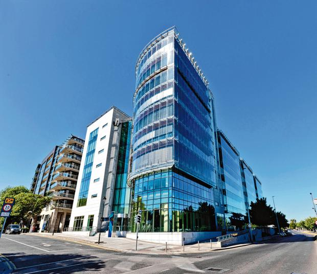 Mega deal: Heuston South Quarter in Dublin 8 was sold to CK Hutchison Holdings for €175m