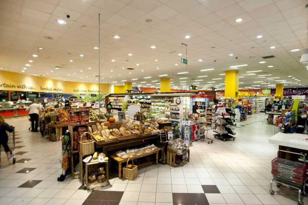 The subject property is let to Joyce's Supermarkets