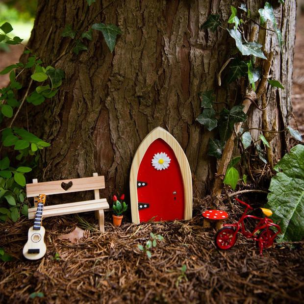 Fairytale beginning: the Irish Fairy Door Company's Niamh Barry says that the DHX deal is 'a complete game-changer' and could turn it into a global brand