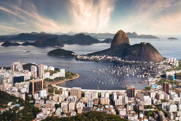 Brazil plans: Norwegian CEO Bjorn Kjos said the budget carrier may look to commence flights to Sao Paulo as well as Rio