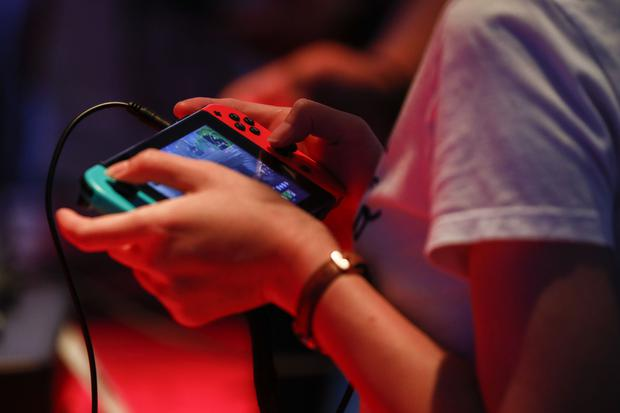 Game on: the Nintendo Switch has struggled to find customers beyond a core fan base so far and faces a crunch test over the holiday sales period. Photo: Bloomberg