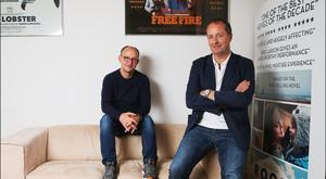 Element Pictures shareholders Ed Guiney and Andrew Lowe