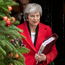 British Prime Minister Theresa May may return for a second vote after Christmas if her Brexit plan suffers a modest to moderate loss. Photo: Getty
