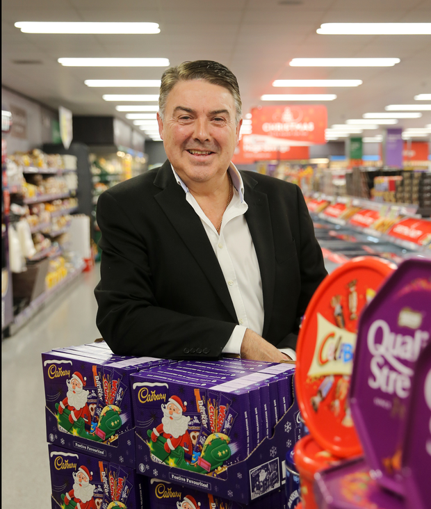 Ron Metcalfe is aiming for between 50 and 70 Iceland stores in Ireland under ambitious plans for the food retailer. Photo by David Conachy