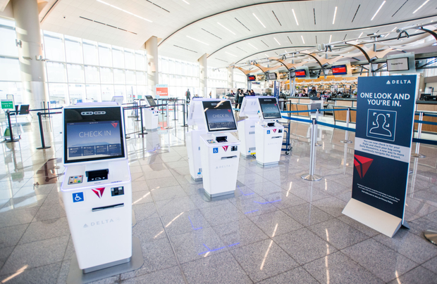 Delta's biometric facilities in Atlanta — now Heathrow is aiming to go one better with its tech